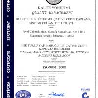 Kalite Yönetimi ISO 9001:2008